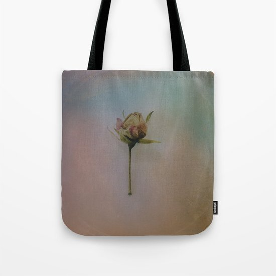 Once Upon a Time a Dancer Rose Tote Bag