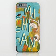 Michigan Slim Case iPhone 6s