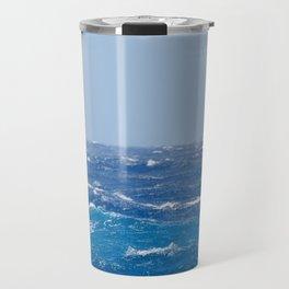 Oh Blue Travel Mug
