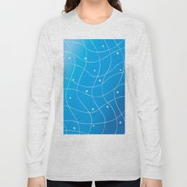 Swimming pool_A Long Sleeve T-shirt