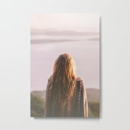 Island Dreaming Metal Print