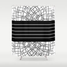 stakla Shower Curtain