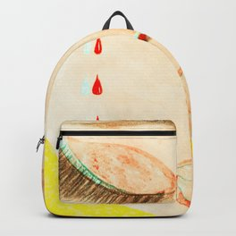 Crying Olga Backpack