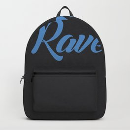 Ravenclaw Graffiti Backpack