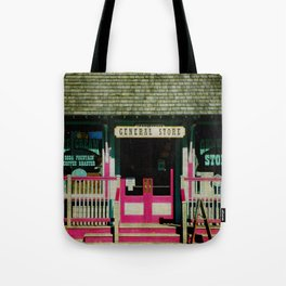 Tannersville General Store Tote Bag
