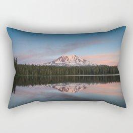 Mount Adams Rectangular Pillow