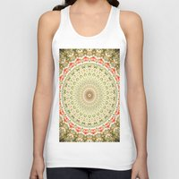 carnival Tank Tops featuring Carnival by Jane Lacey Smith