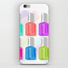 Essie Colors iPhone & iPod Skin