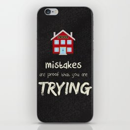 You are trying iPhone Skin