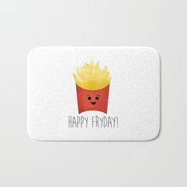 Happy Fryday! Bath Mat