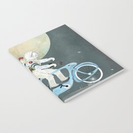 space tandem Notebook
