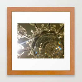 View from below 1 Framed Art Print