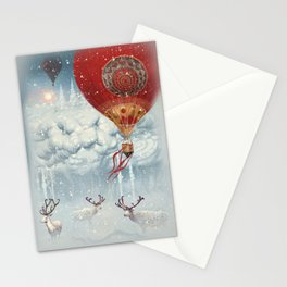 WinterFly Stationery Cards