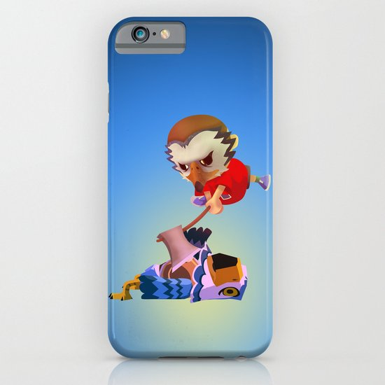 The Villager vs Pierce iPhone & iPod Case