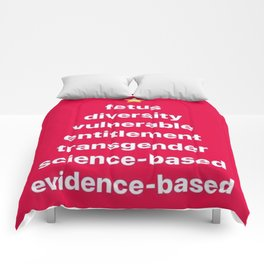 Banned Words for the Holiday Season Comforters