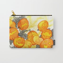 Jack O' Lanterns Carry-All Pouch