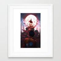 akira Framed Art Prints featuring Akira by °thoOm