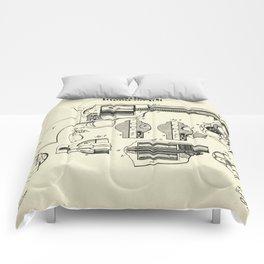 Revolving Fire Arm-1875 Comforters
