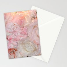 Lovely, Hydrangeas and Roses Stationery Cards