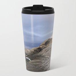 Finmark, North of Norway, dramatic landscape Travel Mug