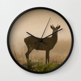 Richmond Park -50 Wall Clock