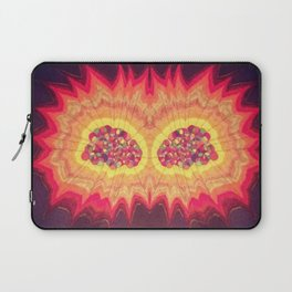 The Creator Of It All Laptop Sleeve