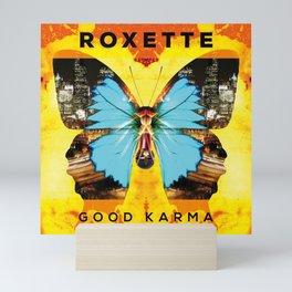 ROXETTE GOOD KARMA TOUR DATES 2019 LANDAK Mini Art Print