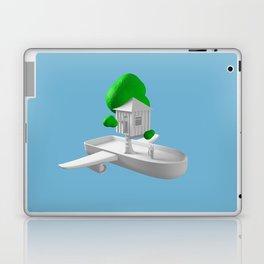 Tree House Boat Laptop & iPad Skin
