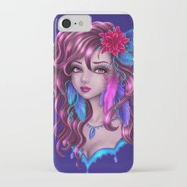 Feathrs iPhone Case