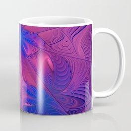 Frozen Flowers II Coffee Mug