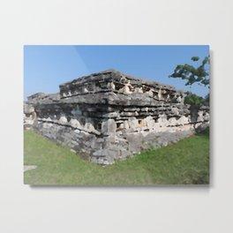 arqueologia Metal Print