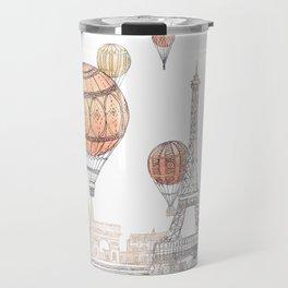 Voyages Over Paris ~ Refresh Travel Mug