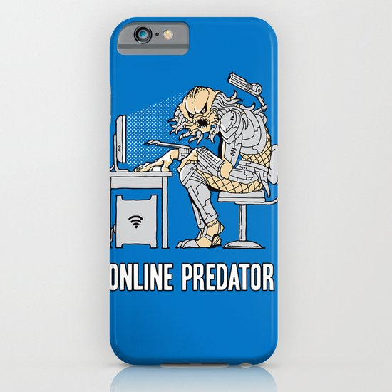 Online Predator iPhone & iPod Case