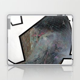 Open Your Mind (oil on canvas) Laptop & iPad Skin