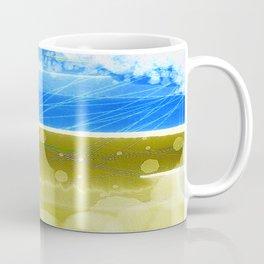 The Heron-Priested Shore Coffee Mug