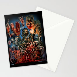 The Thing Stationery Cards