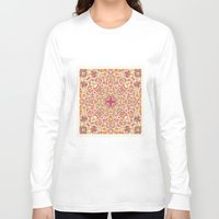 poem Long Sleeve T-shirts featuring Poem by Ingrid Padilla