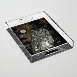 Night Vision Acrylic Tray