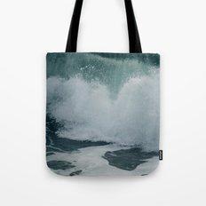 wave motion // no. 8 Tote Bag