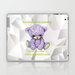 Except a bear Laptop & iPad Skin
