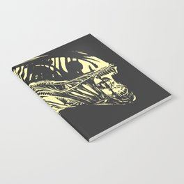 Aliens Colors Notebook