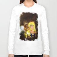 sailor venus Long Sleeve T-shirts featuring Sailor Venus by Maren Lex