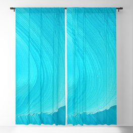 Rhythmic Blackout Curtain