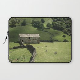 Walls and Barns Laptop Sleeve