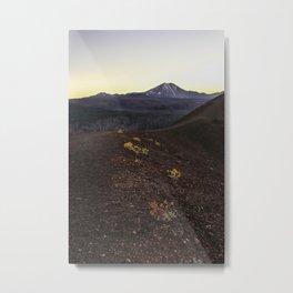 Lassen Volcanic National Park Metal Print