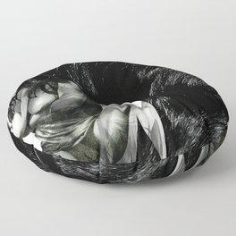 Breasts Floor Pillow