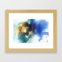 Hye Mi x Samdong Framed Art Print