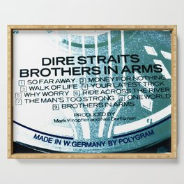 Brothers In Arms Dire Days Serving Tray