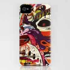 Mr. Nice iPhone (4, 4s) Slim Case