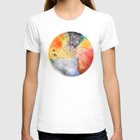 planet T-shirts featuring Planet by ceciliahansson
